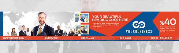 Youtube Banner Ad Templates Free Sample Example Format - Youtube ad template