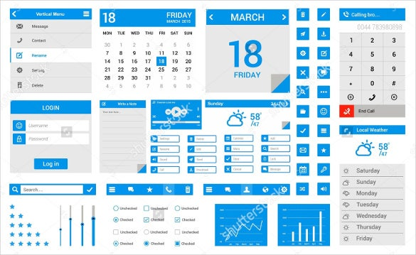 Menu Calendar Templates 10 Printable Pdf Documents Download