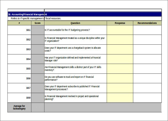 client server it inventory template excel format download