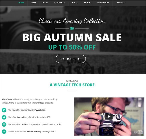 business wordpress woocommerce theme1