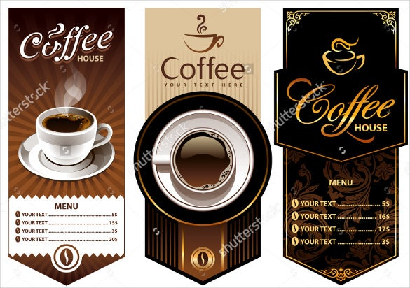 20+ Coffee Menu Templates – Free Sample, Example Format Download