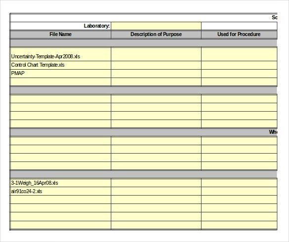11 inventory worksheet templates free sample example format