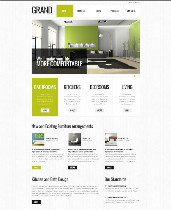 drupal kitchen theme
