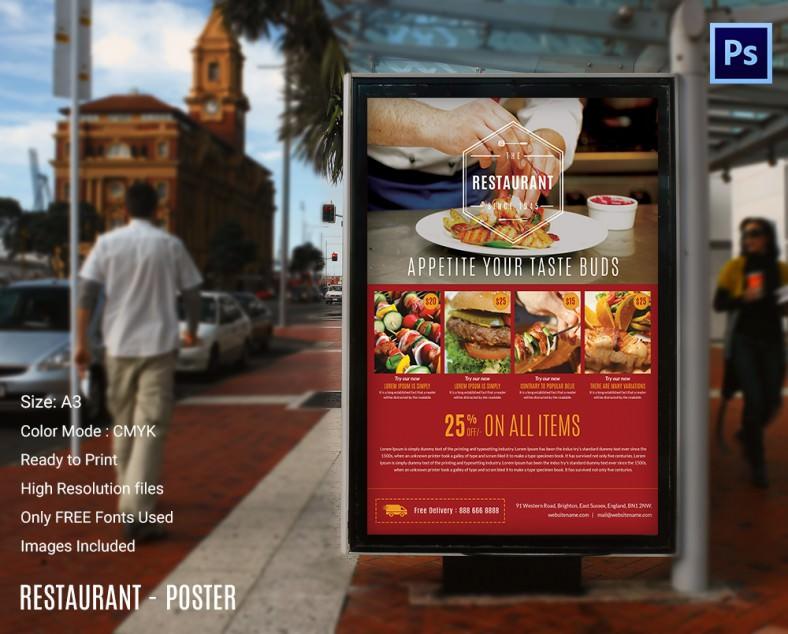 Restaurant_Poster