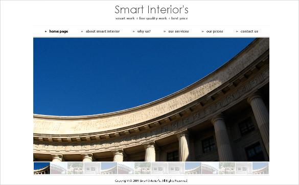 smart furniture drupal template