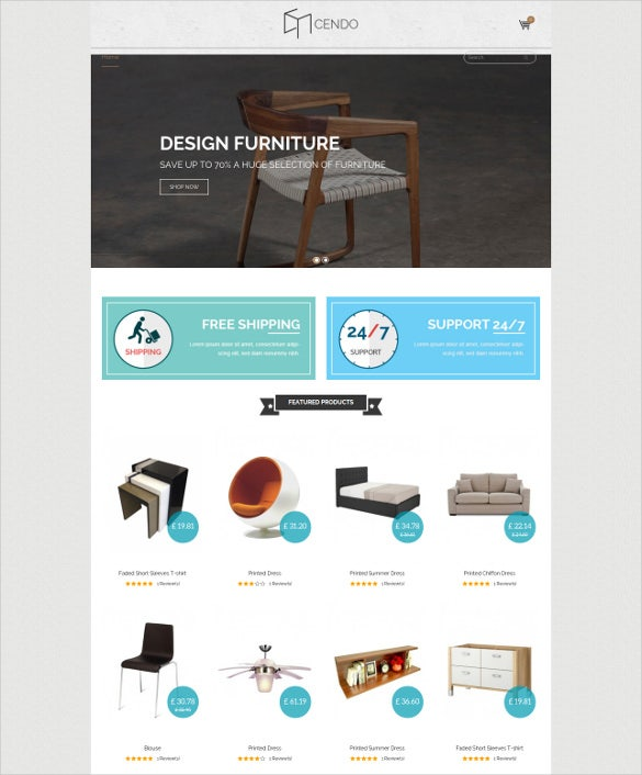 Furniture Design Templates furniture design templates prestashop blog template 70 a on