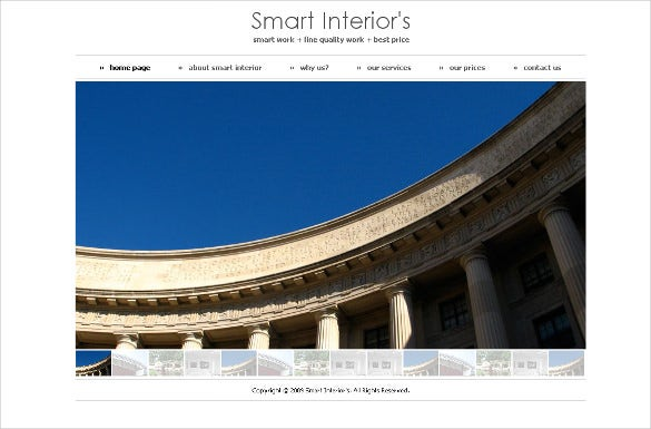 smart furniture drupal template1