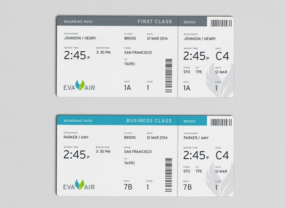 eva air redesign boarding pass