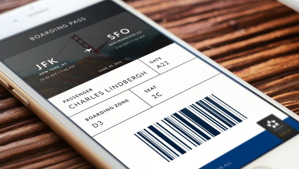boarding pass designs