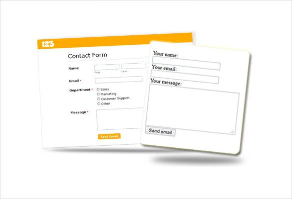 35 best php contact form templates free premium templates