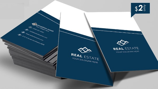 businesscard tempakte