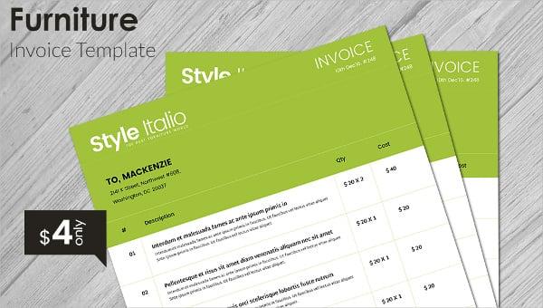 invoice template3
