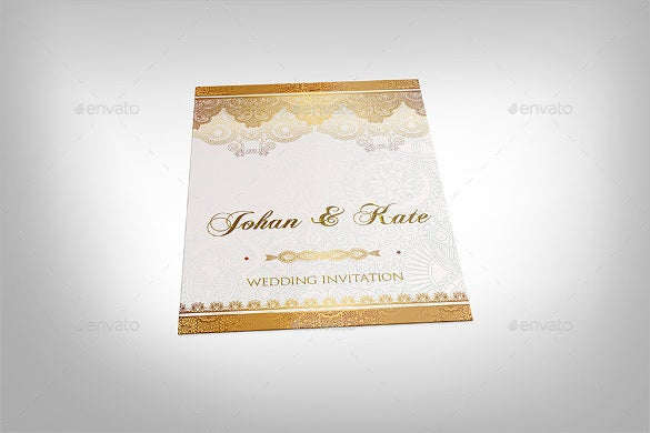 royal invitation card template