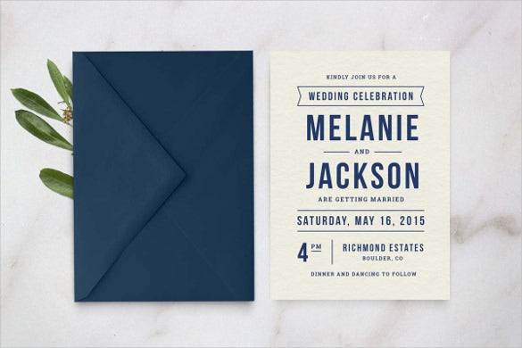 Invitation Card Templates – 35+ Free PSD, AI, Vector EPS ...