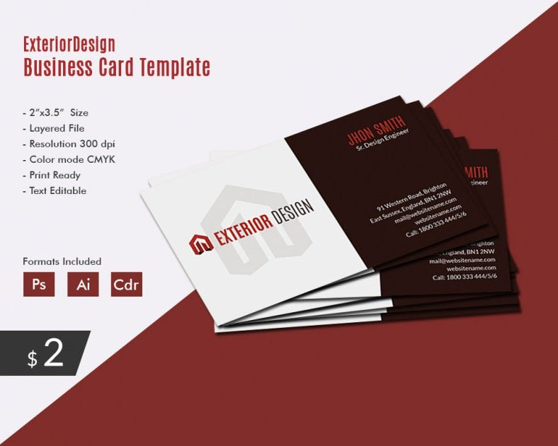 ExteriorDesign_Businesscard