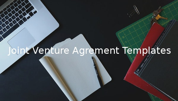 joint venture agreement templates