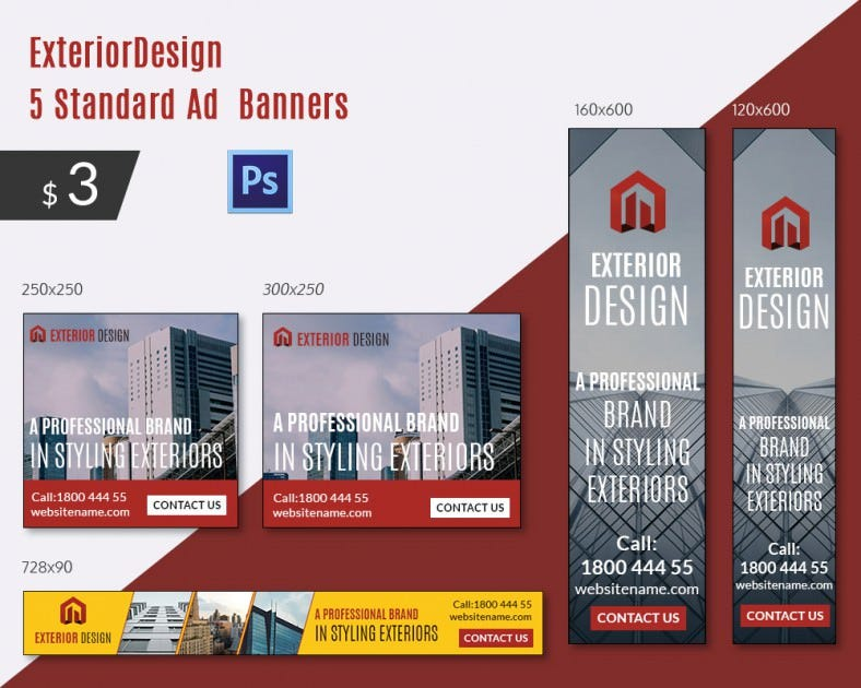 ExteriorDesign_Ad_Banners