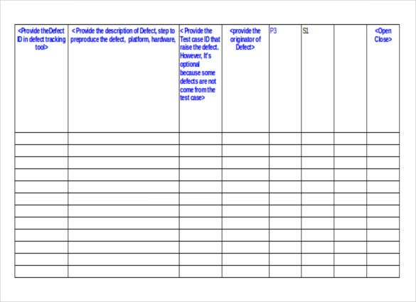 Software Inventory Templates  Free Sample Example Format