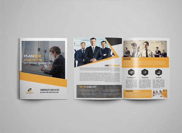 Medical Brochure Templates Free PSD AI Vector EPS - Healthcare brochure templates free download