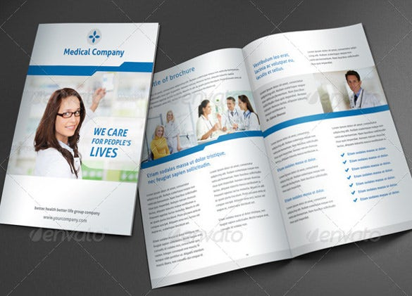 medical brochure templates � 41 free psd ai vector eps