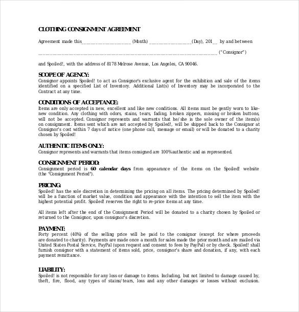 Sales Agent Contracts Kita Net This Pdf Document Agreement Template
