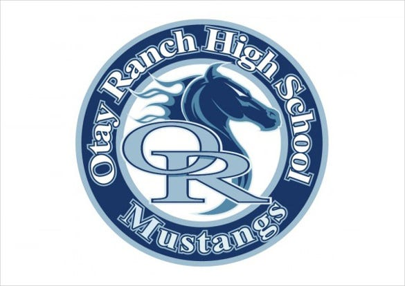 vector logo otay ranch high school