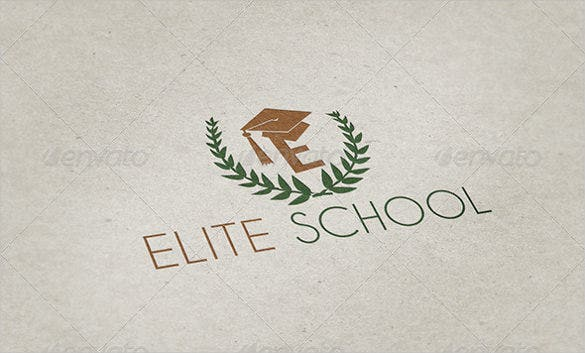 elite school logo