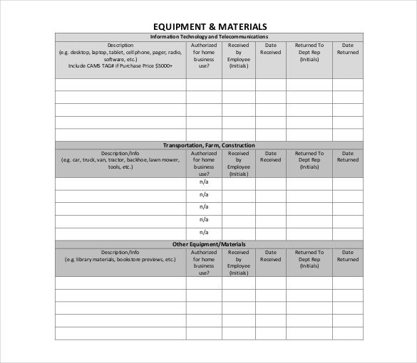 material inventory sheet elita aisushi co