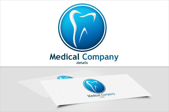 dental care logo template