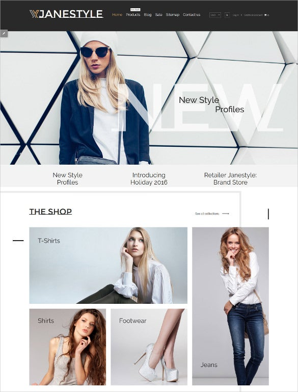 apparel responsive shopify ecommerce theme