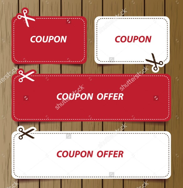 easy to print blank coupon template