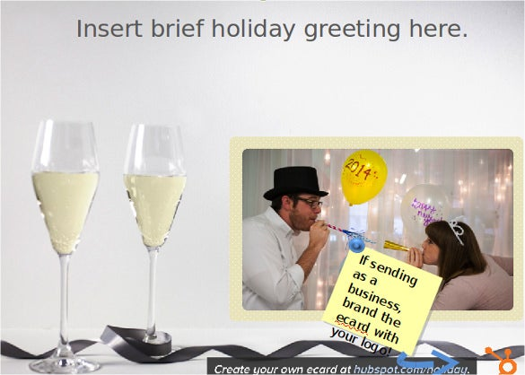 customized holiday powerpoint example template