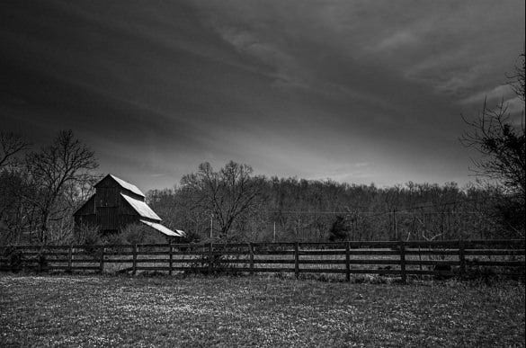 one old barn awesome still life photograph