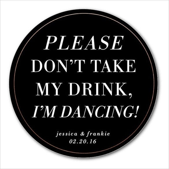download custom wedding coasters attention please