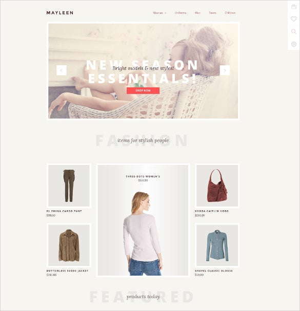 apparel responsive opencart ecommerce template