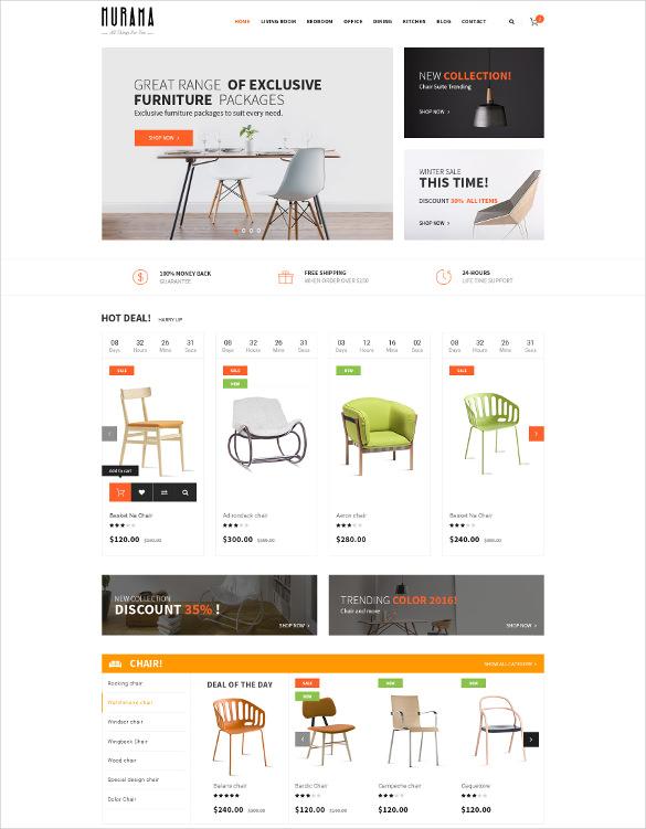 hurama responsive multipurpose opencart ecommerce theme