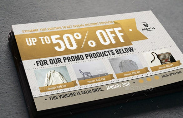 multipurpose business coupon design download