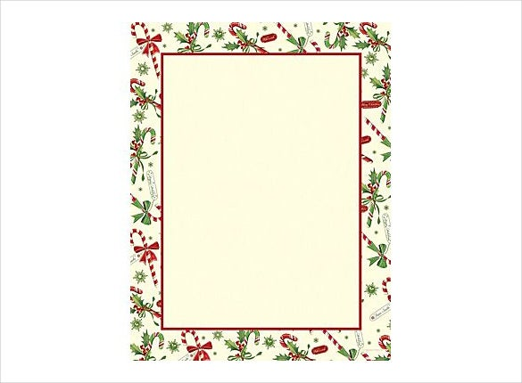 Holiday Stationery Templates  Free Psd Vector Eps Png