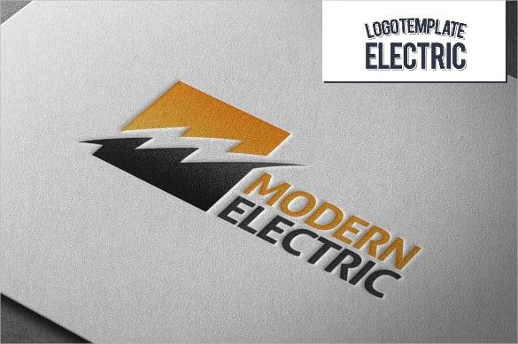 Free electrical logo design