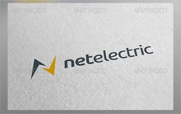 hardware electrical logo template
