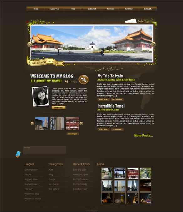 cms templates wordpress templates travelling wordpress