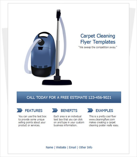 House cleaning flyer template 17 psd format download free carpet cleaning flyer accmission Gallery
