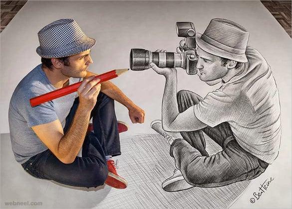 cameramen 3d art