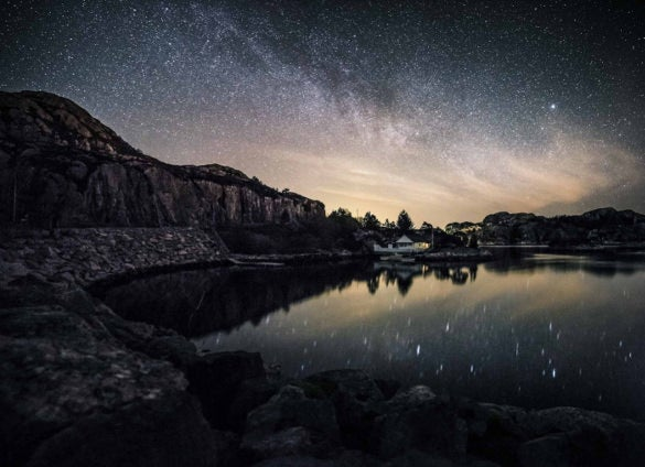 medium format astrophotography for free