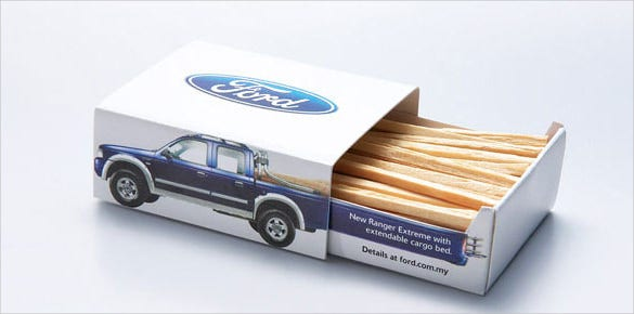 ford creative packaging for free