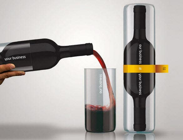 drink bottle awesome creative packaging
