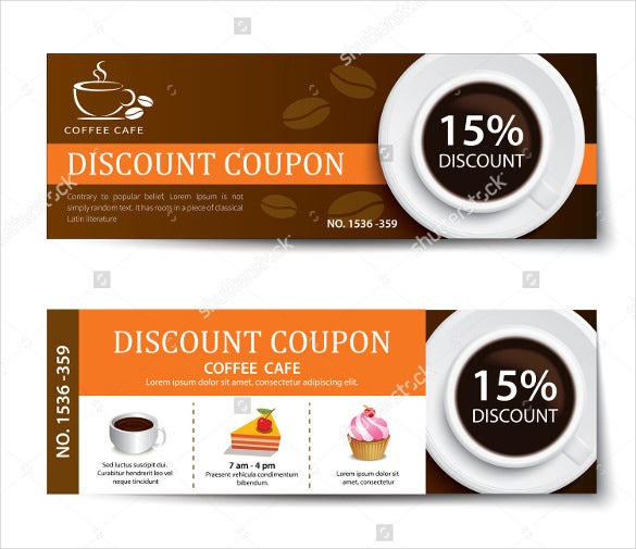 thematic gift coupon template download
