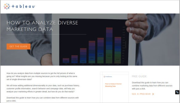 tableau seo analyze data tool
