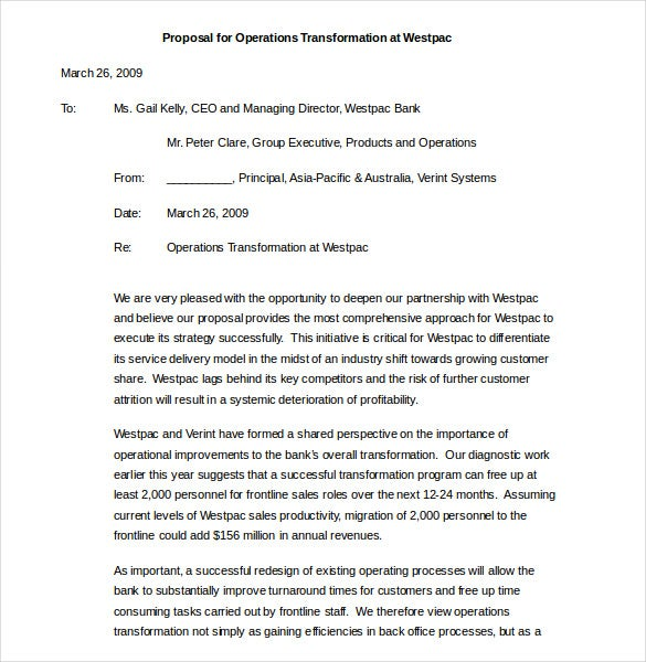 proposal letter template