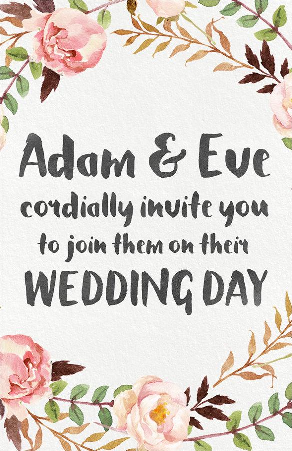 creative wedding font